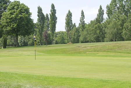 Haste Hill Golf Club Cover Picture