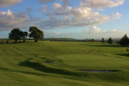 Bowood Park Golf Club Cover Picture