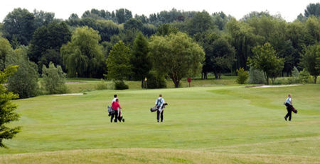 Overview of golf course named Thorney Park Golf Club