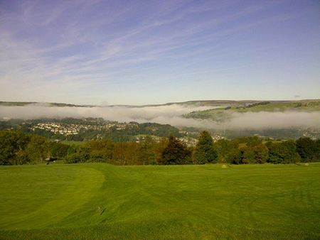 Overview of golf course named Ryburn Golf Club