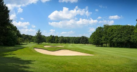 Overview of golf course named Handsworth Golf Club