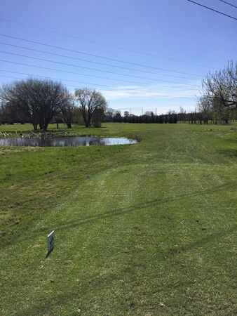Overview of golf course named Riverside Golf Centre - Willows Course