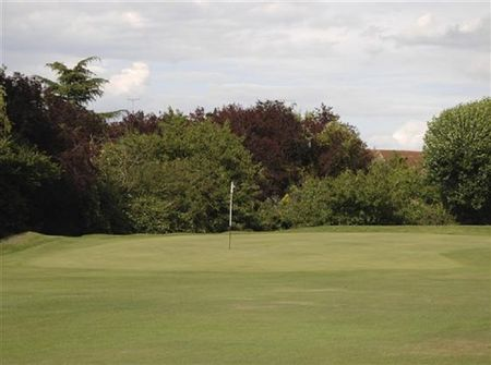Hampstead Golf Club Cover Picture