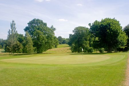 Renishaw park golf club cover picture