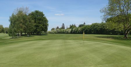 Overview of golf course named Helsby Golf Club