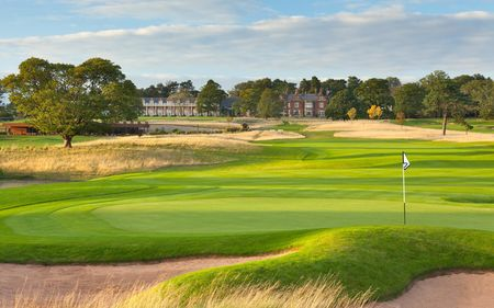 Rockliffe Hall Hotel Golf and Spa Cover Picture