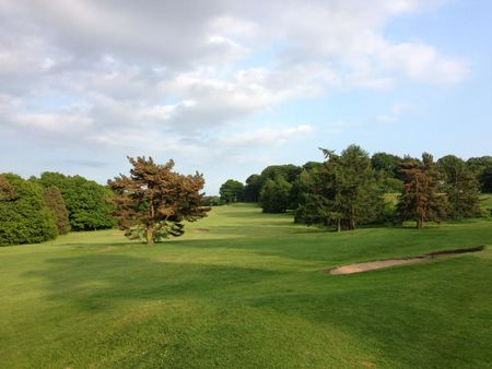 Overview of golf course named Roundhay Golf Club