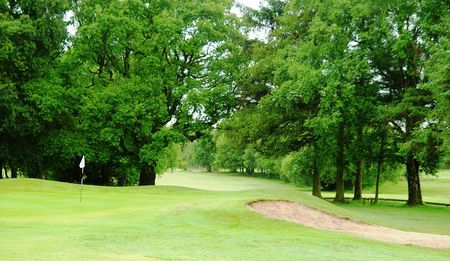 Overview of golf course named Boldmere Golf Club