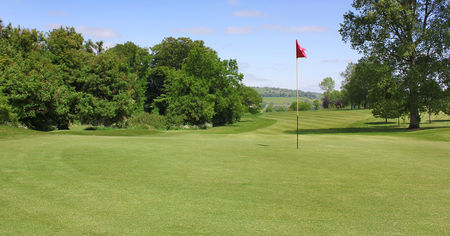 Overview of golf course named Saltford Golf Club