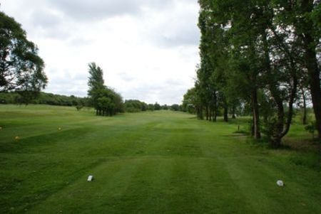 Overview of golf course named Horwich Golf Club