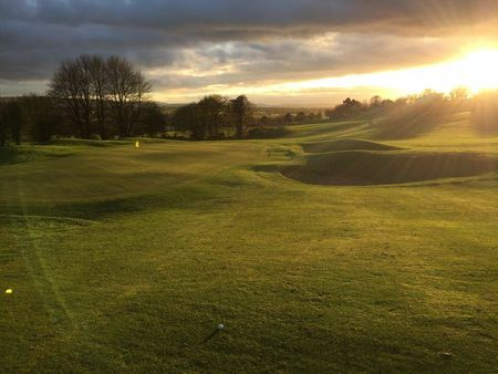 Tickenham golf centre cover picture