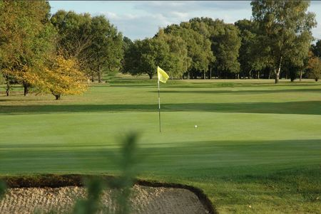 Harpenden common golf club cover picture