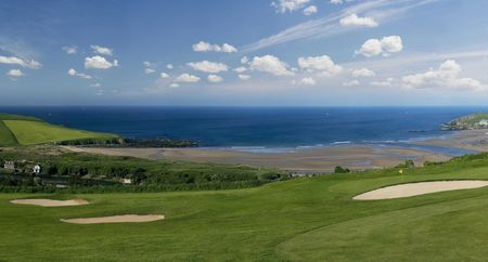 Bigbury Golf Club Cover Picture