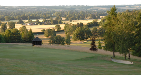 Temple golf club cover picture
