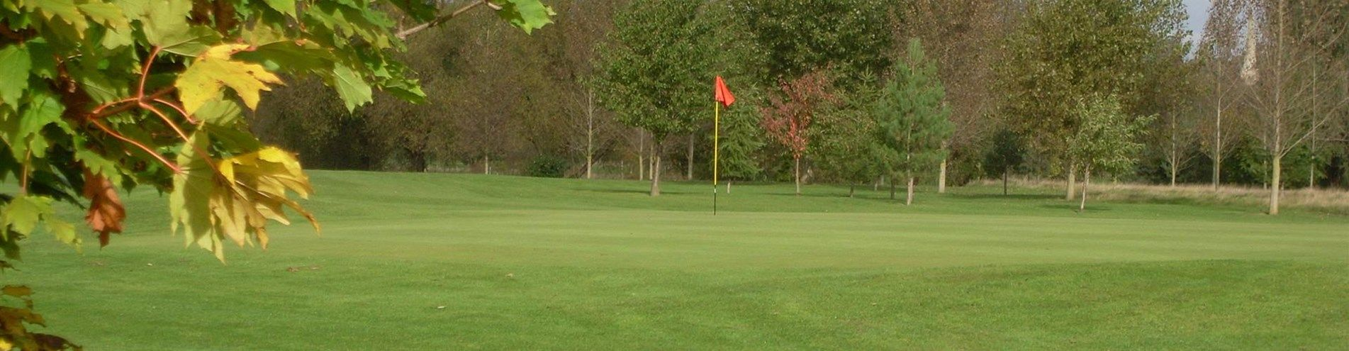 Beedles lake golf club cover picture