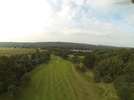 Trentham Golf Club Cover Picture