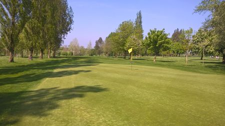 Overview of golf course named Rushden Golf Club