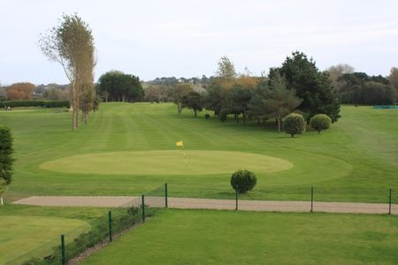 Overview of golf course named Saint Clements Golf Club