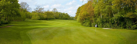 Overview of golf course named Sundridge Park Artisans Golf Club
