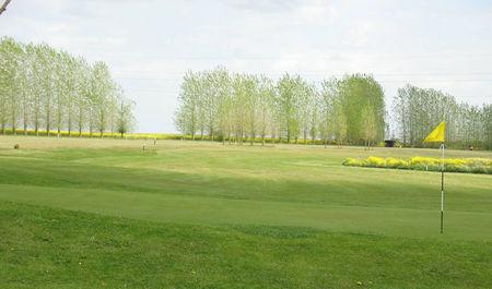 Scalm Park Golf Club Cover