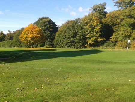 Beamish Park Golf Club Cover Picture