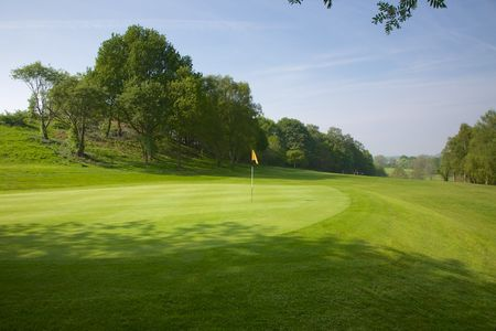 Headingley golf club cover picture
