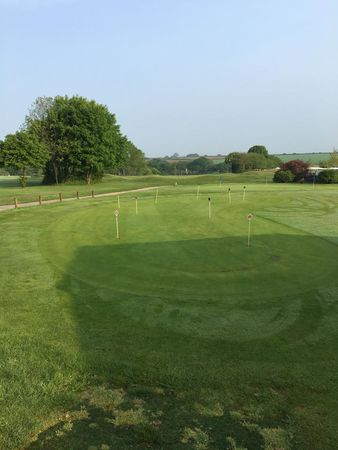 Overview of golf course named Trethorne Golf Club