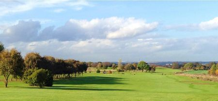 Overview of golf course named Boldon Golf Club