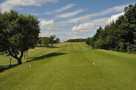 Overview of golf course named Houghton-Le-Spring Golf Club