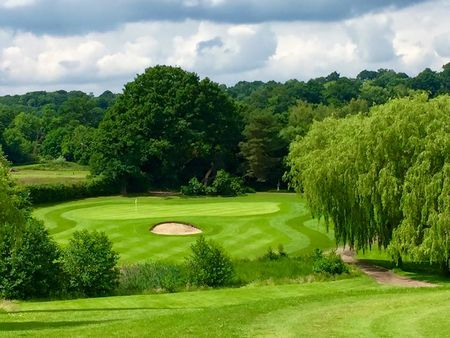 Trent Park Golf Club Cover Picture