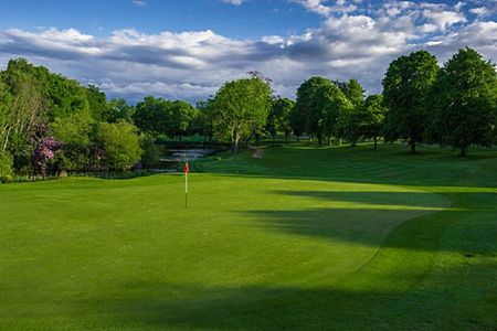 Hertfordshire the golf club cover picture