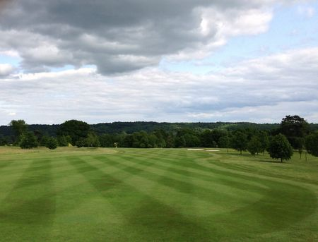 Overview of golf course named Harleyford Golf Club