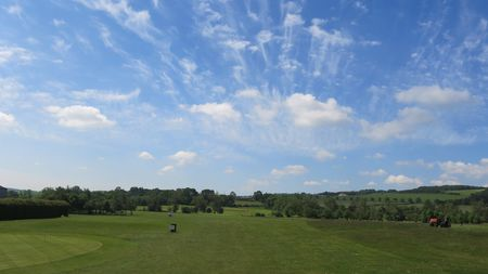 Shipton Golf Club Cover Picture