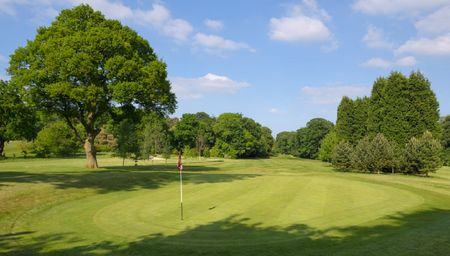 Overview of golf course named Henbury Golf Club