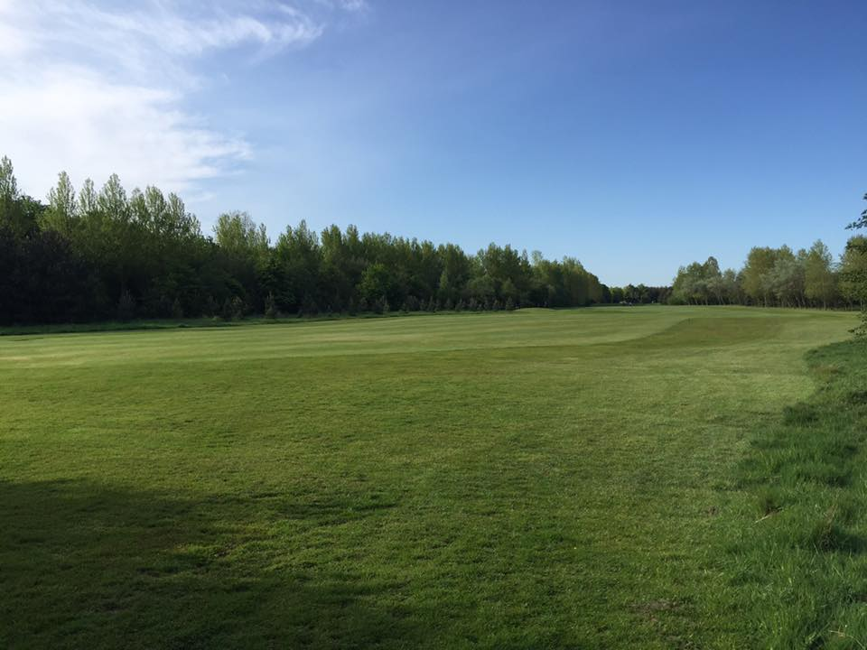Overview of golf course named Heworth Golf Club (Durham)