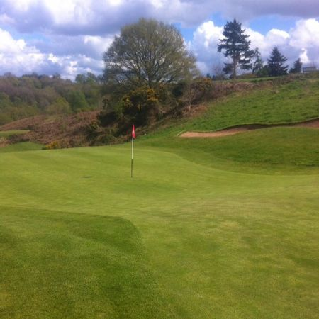 Overview of golf course named Bewdley Pines Golf Club