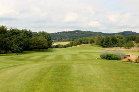 Overview of golf course named Bletchingley Golf Club