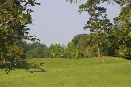 Overview of golf course named Hele Park Golf Club