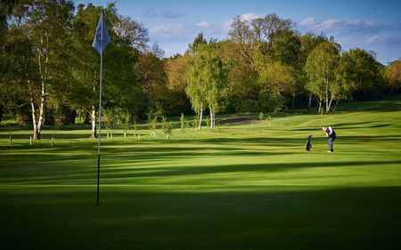 Overview of golf course named Rothley Park Golf Club