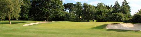 Bognor regis golf club cover picture