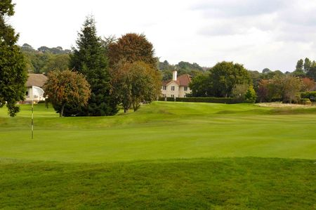 Overview of golf course named Highwoods (Bexhill) Golf Club