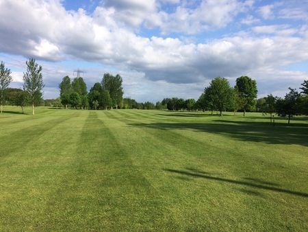 Theale Golf Club Cover Picture
