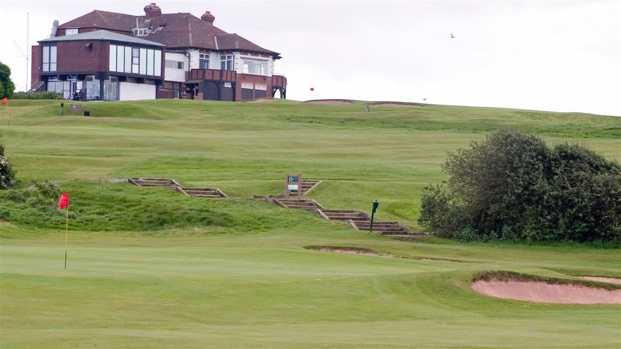 Blackpool north shore golf club cover picture