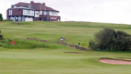 Blackpool north shore golf club cover picture