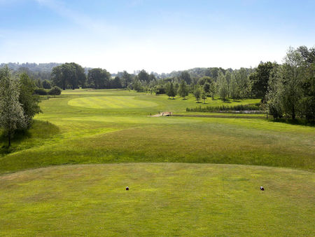 Hartley Wintney Golf Club Cover Picture