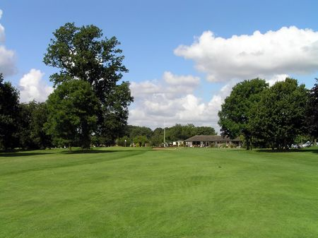 Radcliffe-on-Trent Golf Club Cover