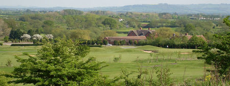 Overview of golf course named Bidford Grange Golf Club
