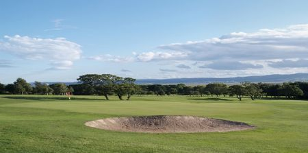 Heswall golf club cover picture