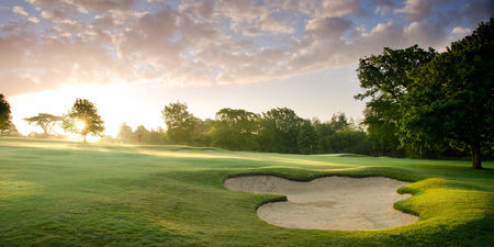Saffron walden golf club cover picture