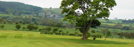 Rothbury golf club cover picture